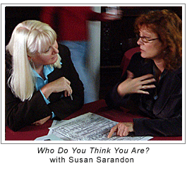 Who Do You Think You Are? with Susan Sarandon